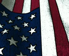 Old Glory 0210 - PAL - stock footage
