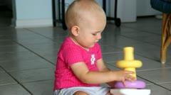 Child Development - stock footage