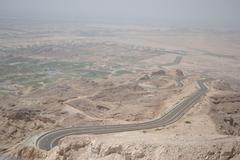 Al Ain, Desert Oasis - stock photo