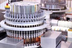 Pharmaceutical Automaattinen tarkastus kone Kuvituskuvat