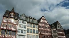 Romerberg, Frankfurt Stock Footage