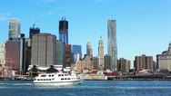 Stock Video Footage of Lower Manhattan