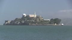 Alcatraz 01 Stock Footage