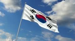 South Korean Stock Footage
