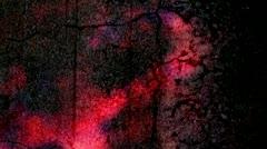 Horror Grunge Texture Loop Stock Footage