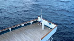 Cruise Ship Passenger 2583 - stock footage