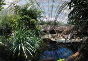 Stock Photo of panorama Zoo Prague