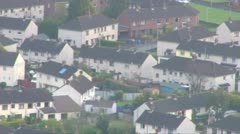 Housing Estate Stock Footage
