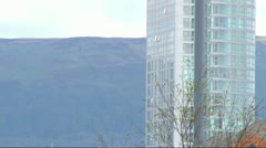 Belfast Buildings Stock Footage