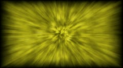 Yellow Light Streaks Background Stock Footage