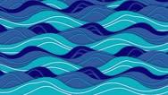 Stock Video Footage of Ocean Waves Full Frame
