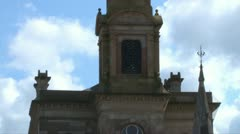 Coleraine Town Hall Stock Footage