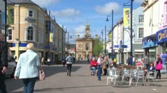 Coleraine Stock Footage