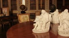 Statues in Versailles (HD) k Stock Footage