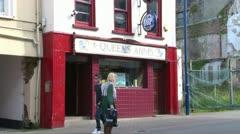 Irish Pub Stock Footage