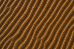 Sand Dune Ripples Background Stock Photos