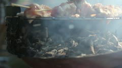Barbecue Stock Footage