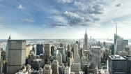 Stock Video Footage of New York City Timelapse