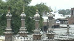 Mecca Masjid - Hyderabad Stock Footage