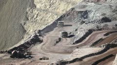 Mining Industry Stock Footage