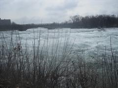 Niagara River - stock photo