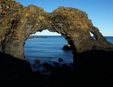 Stock Photo of Icelandic sea arch.jpg