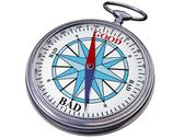 Stock Illustration of moral compass