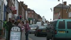 Stourport-on-Severn Stock Footage