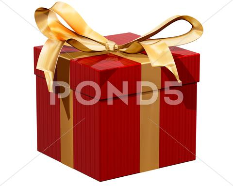 Stock Illustration of present
