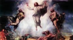 Timelapse The Transfiguration Stock Footage