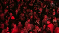 Queensnight 2012, Groningen Netherlands Stock Footage
