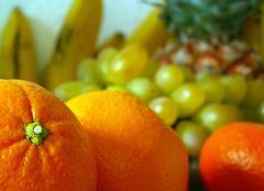 Stock Photo of exotic fruits