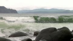 Ocean 5 - stock footage