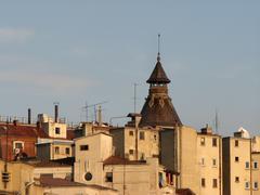 Stock Photo of bucharest cityscape