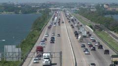 Highway Traffic HD 04 Stock Footage
