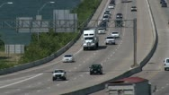 Highway Traffic HD 09 Stock Footage