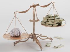 price intelligence - stock illustration