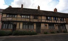 Historic architecture in doret england Stock Photos