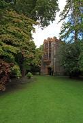 England ruined abbey Stock Photos