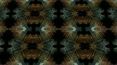 Timelapse intersection kaleidoscope Stock Footage