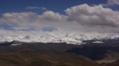 Timelapse Mount Everest landscape Stock Footage