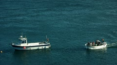 Boats Stock Footage