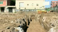 Consruction Site 02 Stock Footage