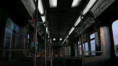 Timelapse L-train Stock Footage