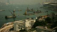 Timelapse Kowloon Bay Stock Footage