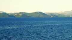 Peljesac Stock Footage