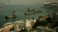 Timelapse Kowloon Bay Stock Footage