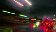 Timelapse Culver City drive Stock Footage