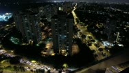 Stock Video Footage of Timelapse Singapore landscape