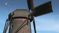 Windmill - stock footage